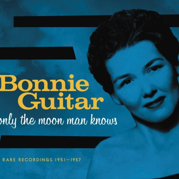 Only The Moon Man Knows: Rare Recordings 1951-1957-0