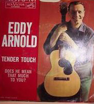 Does He Mean That Much To You?/Tender Touch-0