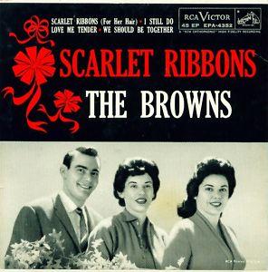 Scarlet Ribbons EP-0