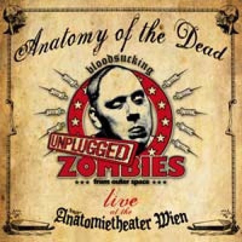 Anatomy Of The Dead 2LP (Unplugged)-0