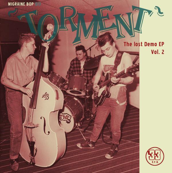 The Lost Demo Vol 2 EP-0
