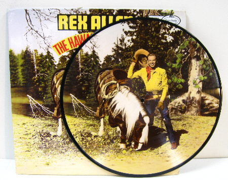The Hawaiian Cowboy (Picture Disc)-0