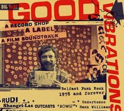 Good Vibrations: A Record Shop - A Label - A Film Soundtrack-0