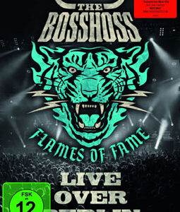 Flames Of Fame - Live Over Berlin 2DVD-0