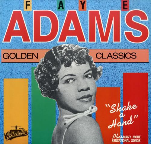 Golden Classics - Shake A Hand-0