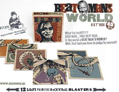 World 6 x 7`` Single Box Set-0