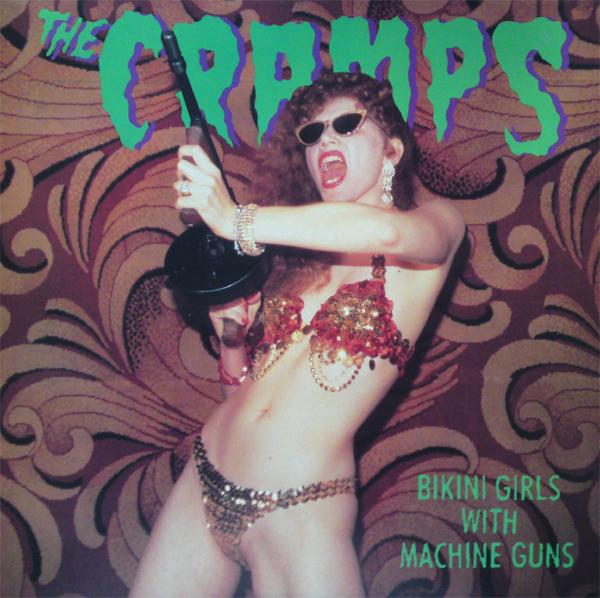 Bikini Girls With Machine Guns 12``EP-0