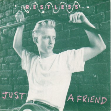 Just A friend / Girl Invisible-0