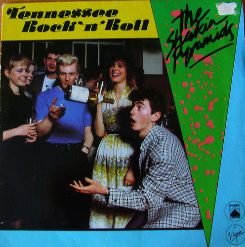 Tennessee Rock`n`Roll EP-0