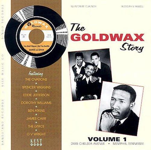 Goldwax Story Vol 1-0