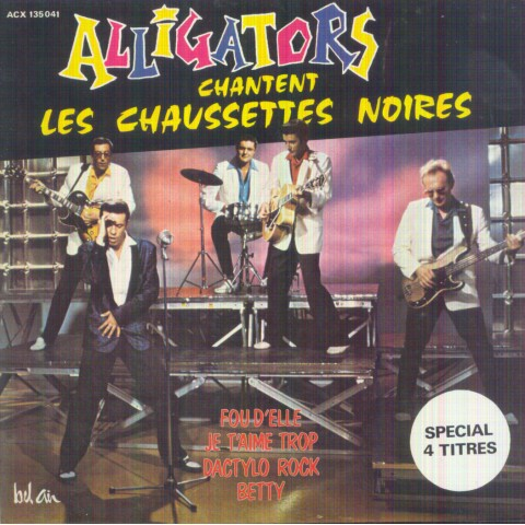 Les Chantent Noires EP-0