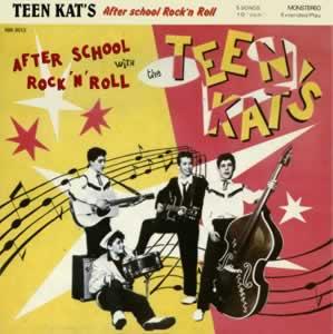 "After School Rock`n`Roll 10""EP-0"