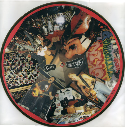 Live At The Big Rumble (PICTURE DISC)-0