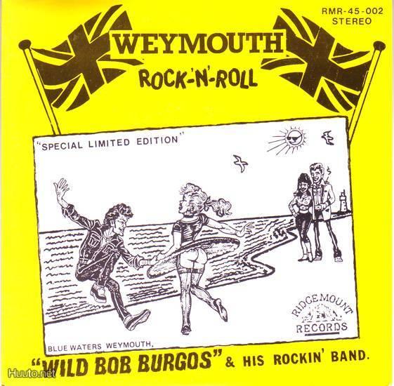 Weymouth Rock & Roll EP-0