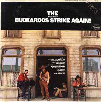 Buckaroos Strike Again!-0