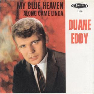My Blue Heaven / Along Came Linda-0