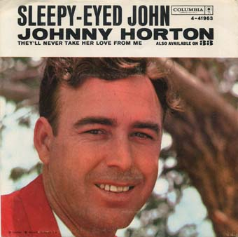 Sleepy-Eyed John / They`ll Never Take Her Love From Me (Black Text)-0