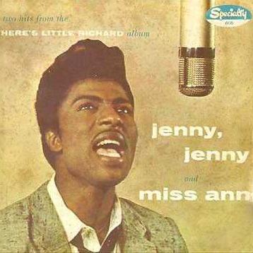 Jenny, Jenny / Miss Ann-0