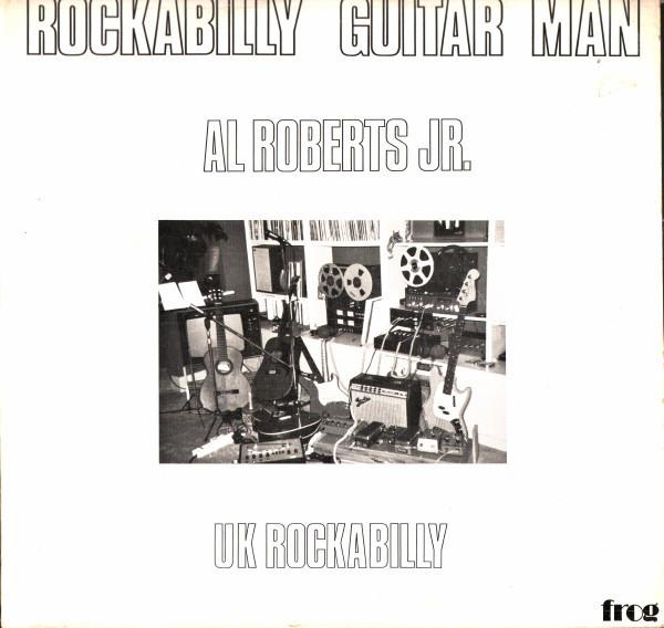 Rockabilly Guitar Man-0