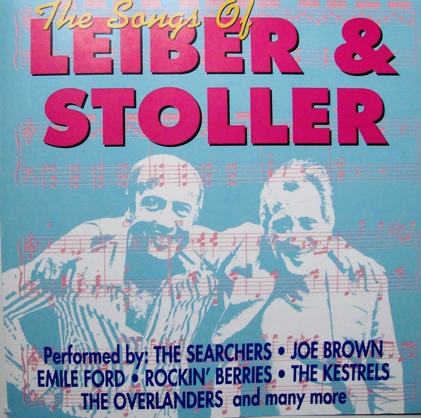 The Songs Of Leiber & Stoller-0