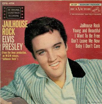 Jailhouse Rock EP-0