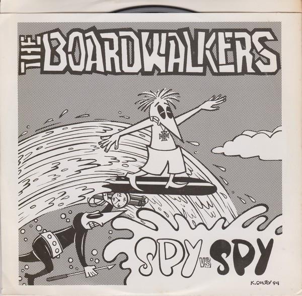 Spy Vs. Spy/Boardwalkers-0