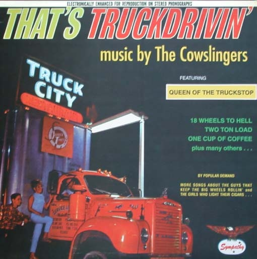 That`s Truckdrivin` -0