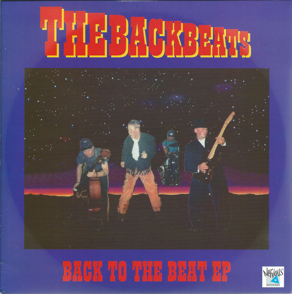 Back To The Beat EP-0