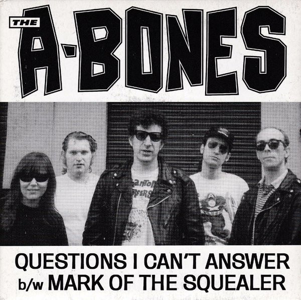 Questions I Can`t Answer / Mark Of The Squaealer-0
