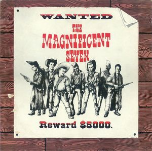 Wanted - The Magnificent Seven-0