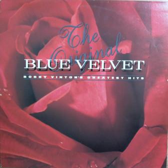 The Original Blue Velvet - Bobby Vinton´s Greatest Hits-0