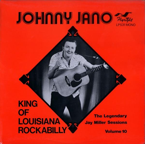 King Of Louisiana Rockabilly-0