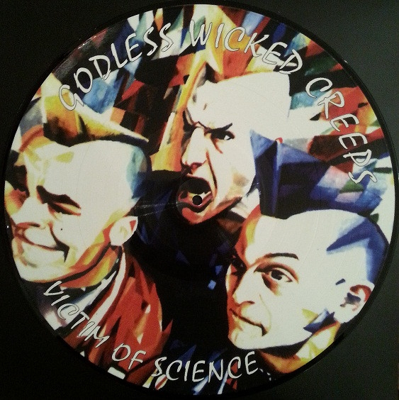 Victim Of Science (Picture Disc)-0