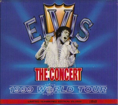 The Concert-1999 World Tour 2CD-0