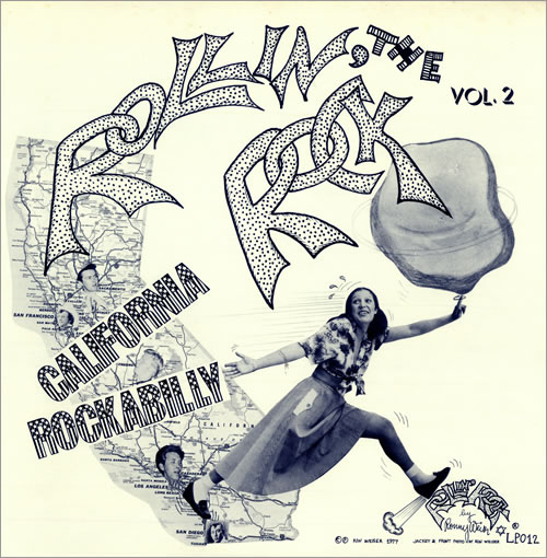 Rollin´ The Rock Vol. 2 - California Rockabilly-0