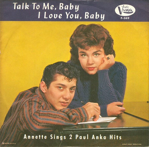 Talk To Me Baby/ I Love You, Baby-0