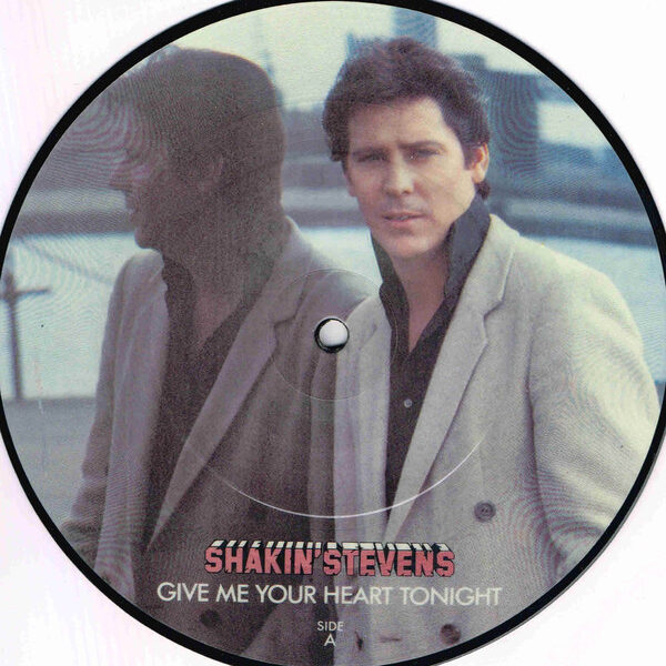 Give me your heart tonight PICTURE DISC-0