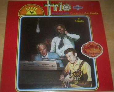 Trio (Special Gold Vinyl)-0