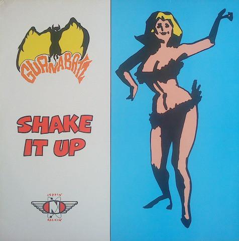 Shake It Up 12``EP-0