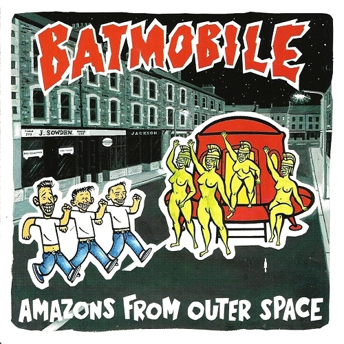 Amazons From Outer Space-0