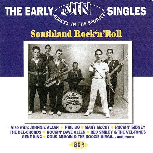 Early Jin Singles-Southland Rock´n`Roll-0