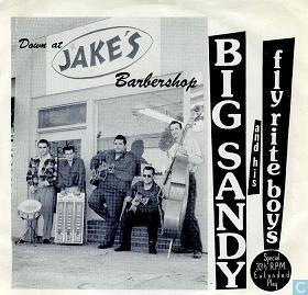 Down At Jake`s Barbershop EP-0