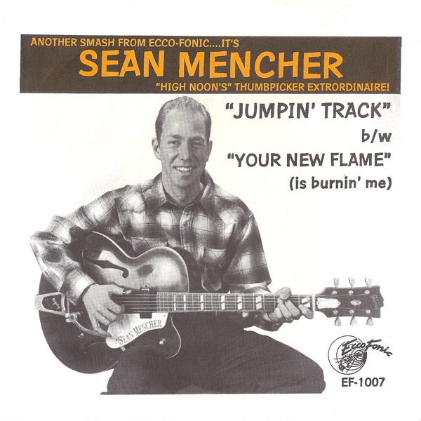 Jumpin` Track / Your New Flame-0