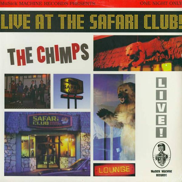 Live At The Safari Club-0