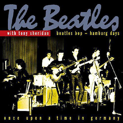 With Tony Sheridan - Beatles Bop - Hamburg Days -0
