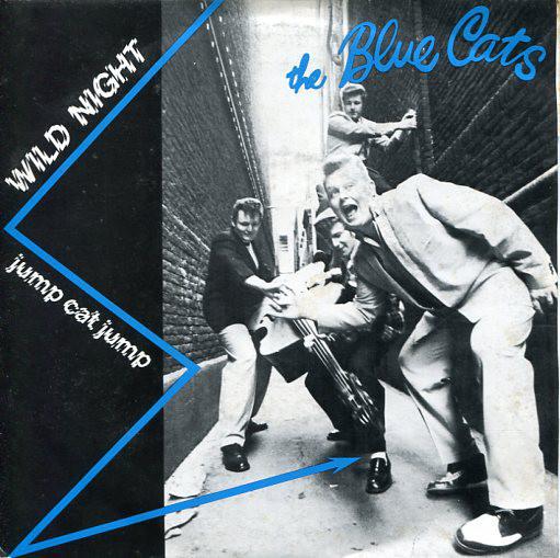 Wild Night / Jump Cat Jump-0