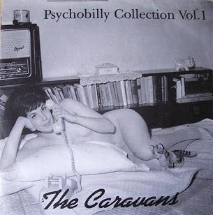 Psychobilly Collection Vol 1 EP-0