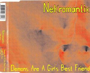 Demons Are The Girls Best Friend CDEP-0
