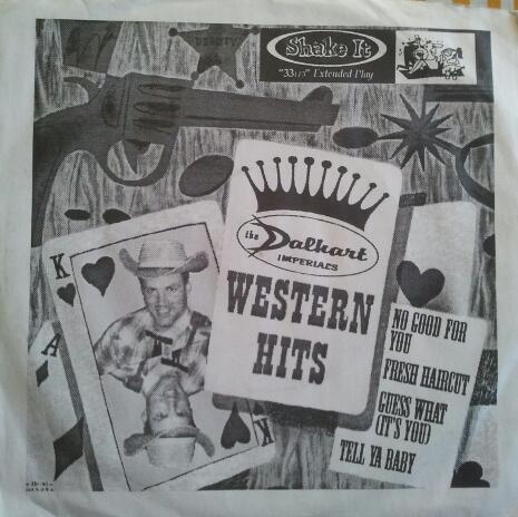 Western Hits EP-0