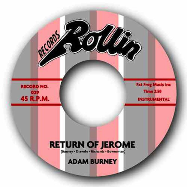 Return Of Jerome / Mudball Jump-0